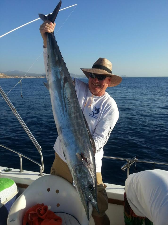 Cabo fishing reports official reports from local charters for Local fishing reports
