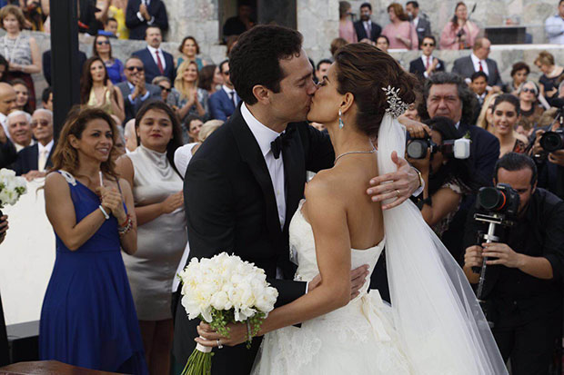Angela rivera wedding