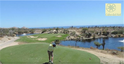 Cabo del Sol Golf Club - Desert Course