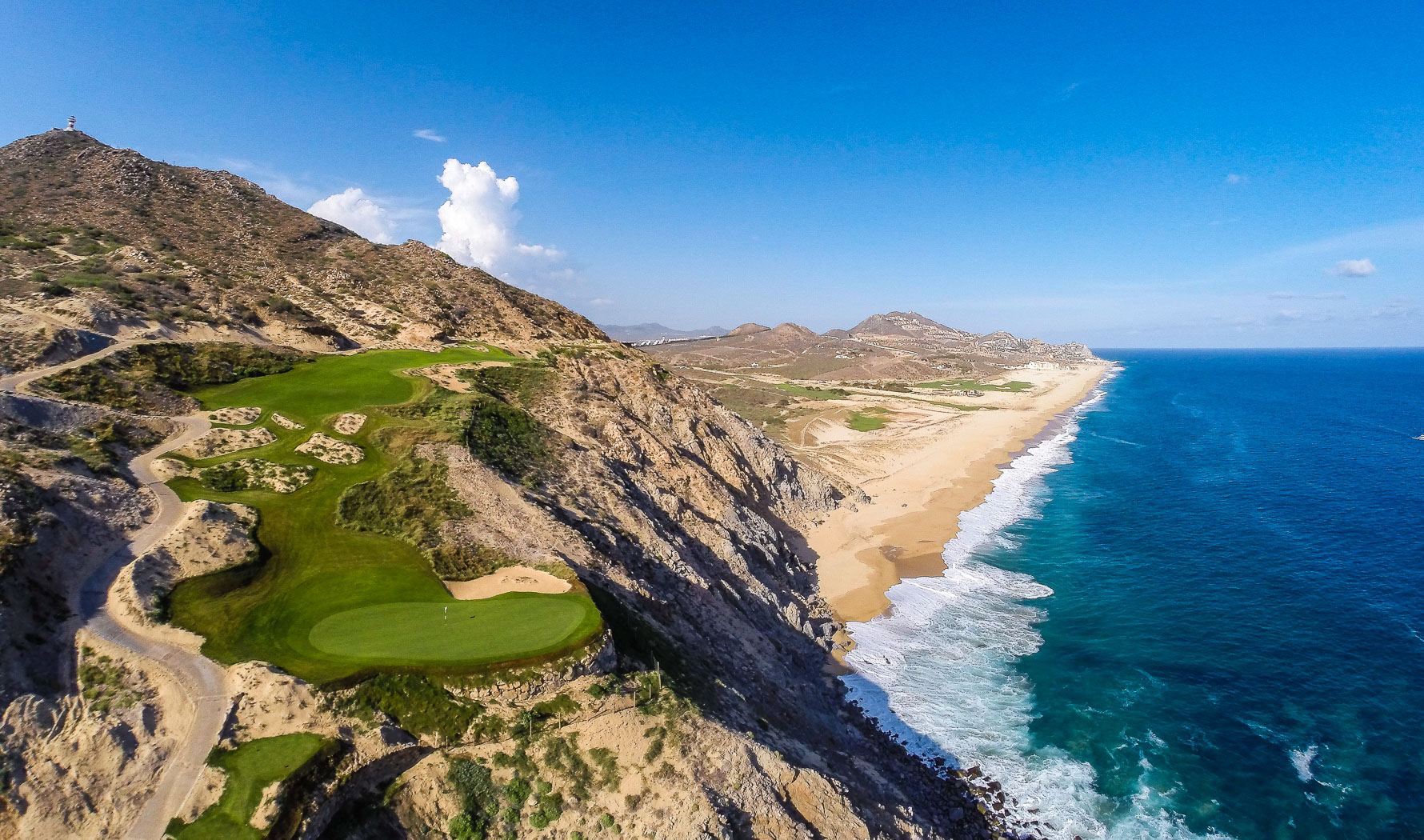 Cabo Golf History