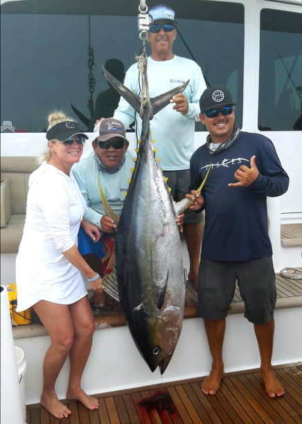 Cabo fishing reports official reports from local charters for Cabo san lucas fishing report